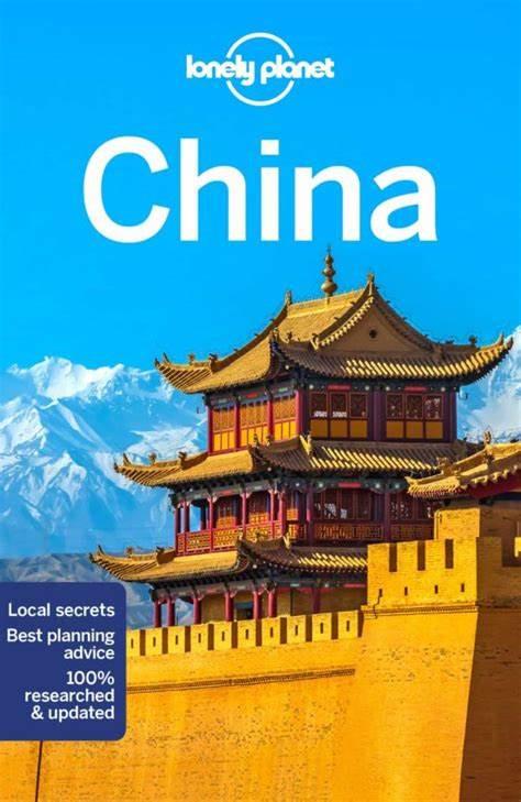 Kína - Lonely Planet