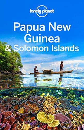 Pápua Új-Guinea & Salamon-szigetek - Lonely Planet