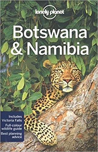Botswana & Namíbia - Lonely Planet