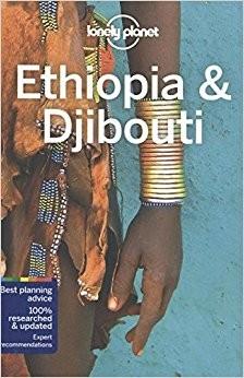 Etiópia, Dzsibuti & Szomáliföld - Lonely Planet