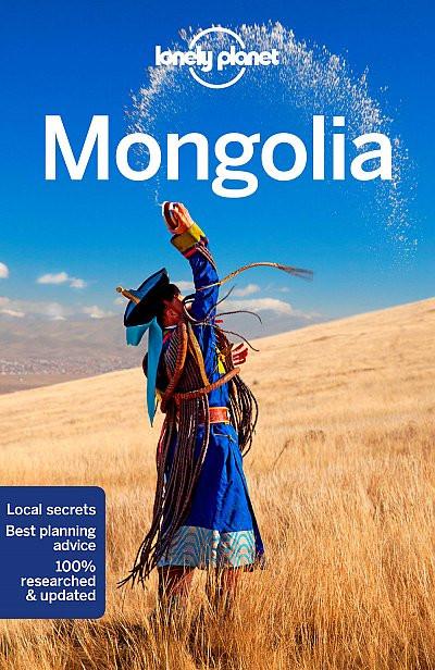 Mongólia - Lonely Planet