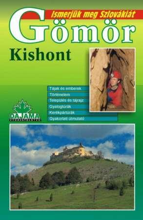Gömör-Kishont útikönyv - Dajama