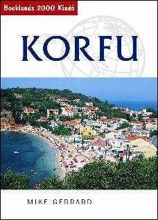 Korfu útikönyv - Booklands 2000