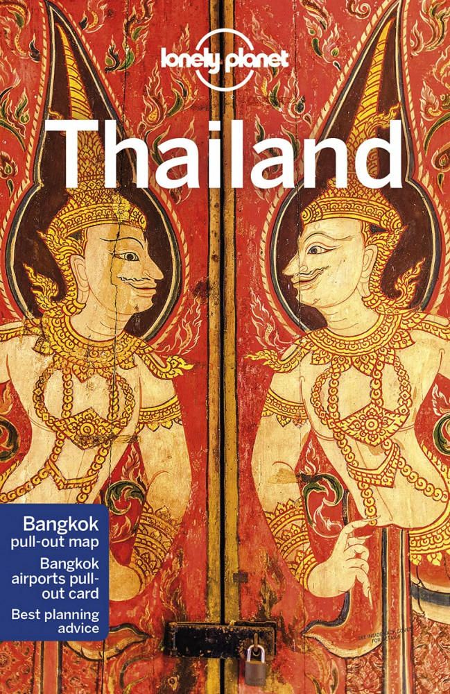 Thaiföld - Lonely Planet