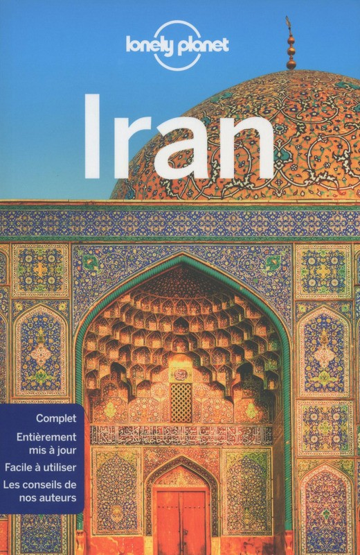 Irán - Lonely Planet