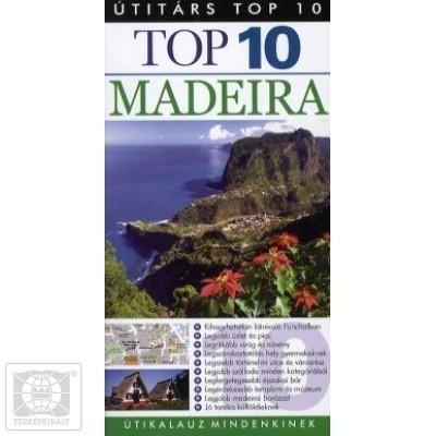 Madeira útikönyv - Útitárs Top 10