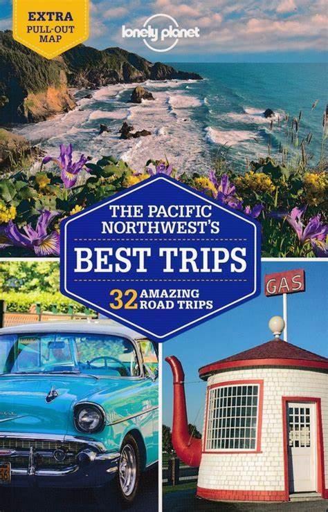 Északnyugati partvidék - Lonely Planet Best Trips