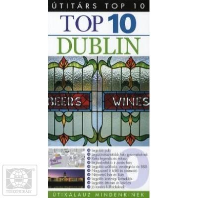 Dublin útikönyv - Útitárs Top 10