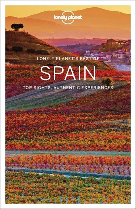 Best of Spain - Lonely Planet