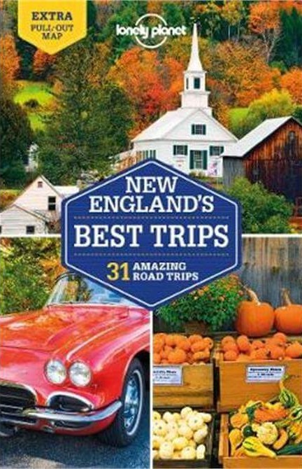 Új-Anglia - Lonely Planet Best Trips
