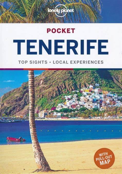 Tenerife zsebkalauz - Lonely Planet